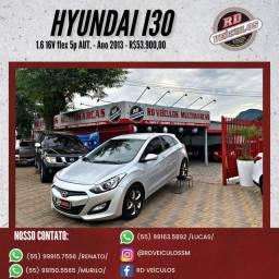 Hyundai i30 1.6 16V Flex 5p Aut. 2013 Flex