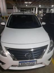 Nissan Versa SL (Direct)1.6 Flex Automático / Cvt .