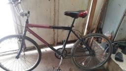 Bicicleta aro 26 pra vender logo