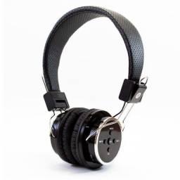 Fone Head Phone Ouvido Bluetooth Sem Fio Cartão Sd Md B-05
