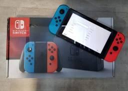 Nintendo Switch.Seminovo com garantia.Loja física