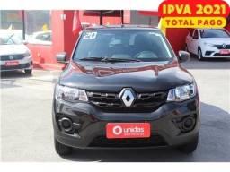 Renault Kwid 1.0 12V  Zen  Carro Perfeito Para Motoristas De Aplicativo
