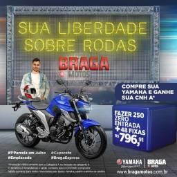 Motos Yamaha em Manaus Amazonas