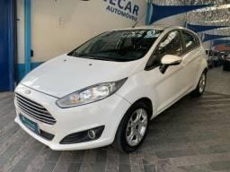 Fiesta Se 1.6 hatch automatico 2015