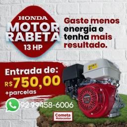 Título do anúncio: motor rabeta GX 390 13hp