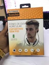 Fone de Ouvido Auricular Esportivo