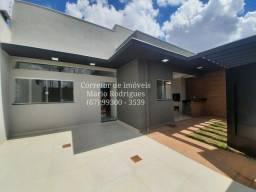 Casa a Venda Rita Vieira 3 Quartos Sala Pé Direito Alto e Área Gourmet