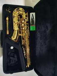 Saxofone Alto Yamaha yas280 Mande sua oferta
