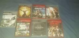 Jogos de PS3 usados(Em ótimo estado)