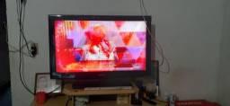 Televisão 42 polegadas pra concerto só no display