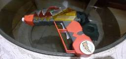 Arma Power Rangers Vermelho Bandai