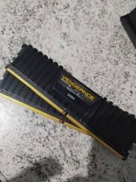 Memória RAM vengeance lpx 4gb ddr4 2400MHz (kit 2x4gb)