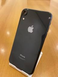 Iphone XR 64GB Black Impecável.