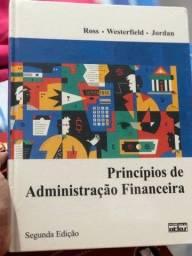 Livro princípios de administração financeira