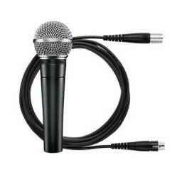 Microfone com fio SM-58