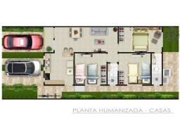 Casa com 3 quartos e 2 banheiros - Icaraí - Piso no porcelanato