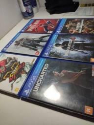 6 JOGOS de PS4