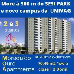 Apartamento no MORADA DO OURO em Cuiabá - MT