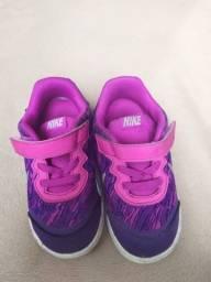 Tênis Nike Infantil Menina Tam 25