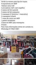Loja de roupa
