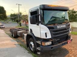 Scania P310 6x4