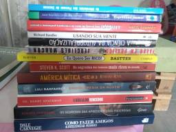 Livros em ótimo estado