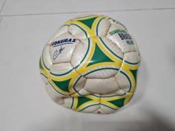 Bola de Futebol de Couro Nova