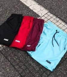 Shorts impermeáveis Black Targ originais