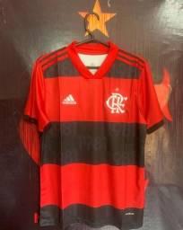 Camisa do Flamengo 21/22 Leia a descrição
