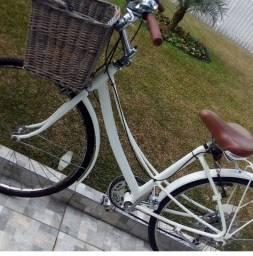 Bicicleta Caloi Ceci Modelo Vintage Impecável