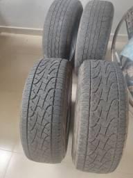 4 pneus 265 65r17