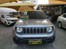 Título do anúncio: Jeep Renegade 1.8 Aut Flex U.Dona Bx Km Gar.Fabrica =0K Novo