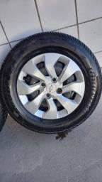 roda zera e pneus goodyear zeros