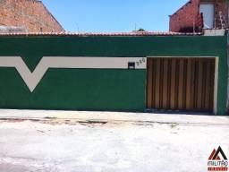 Título do anúncio: Casa plana no Conjunto Polar - 12x20, nascente total.
