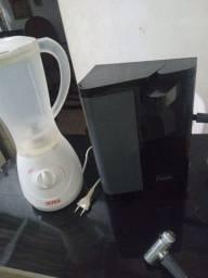Liquidificador e purificador