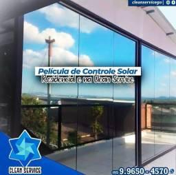 Películas de Controle solar