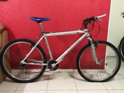 Vendo belíssima bicicleta, Caloi alumínio aro 26
