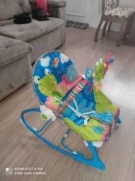 Cadeira de descanso e balanço