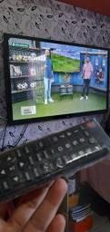 TV tela plasma, 52 polegadas, não é esmart