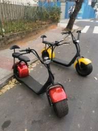 Scooter elétrica 1500w 12ah