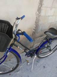 Bicicleta princesa anos 80
