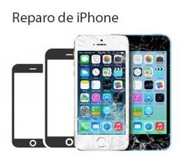 Tela Iphone X instalada Nova com garantia -Confira outros modelos- Aceito cartão