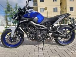 MT 09 Yamaha