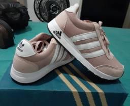 Tênis Feminino Adidas 36 (Novo. Leia todo o anúncio)