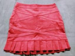Duas saias de veludo Tam M