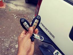 Copia chave de presença Nissan frontier etc fazemos consertos tb