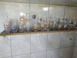 Jogos de taças e copos temáticos