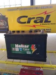 Bateria HELIAR 90 AH, usada