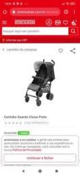 Carrinho de bebê Fisher price