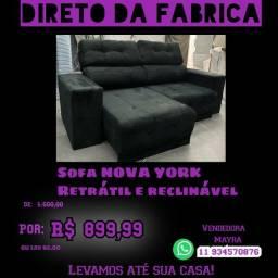 Sofá DIRETO DA FÁBRICA a partir de 599,99